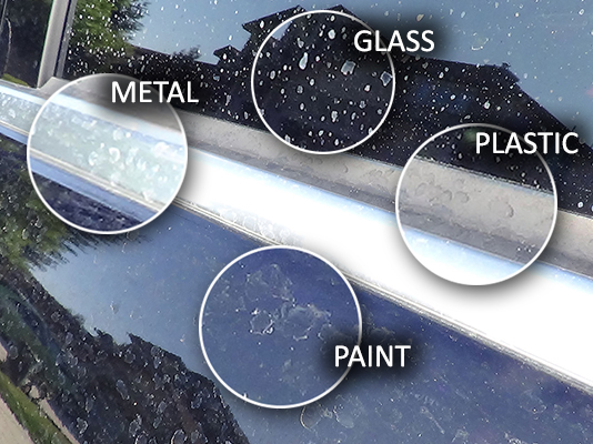 4 types of finish to detail