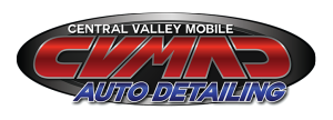 Central Valley Mobile Auto Detailing Logo