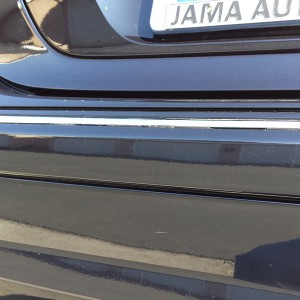 exterior auto detailing (scratch removal) AFTER