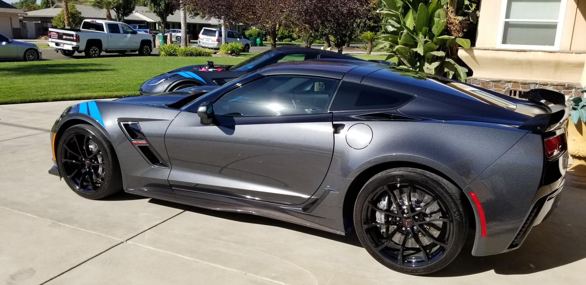 mobile auto detailing for corvettes